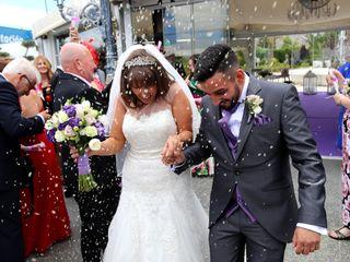 La boda de Kay y Carlos