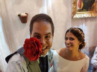 La boda de Sandra y Jesús 1
