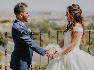 La boda de Jennifer y Juan
