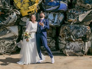 La boda de Chari y Francisco Antonio