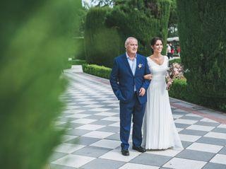 La boda de Claudia y Javier 3