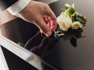 La boda de Linh y Phi 1