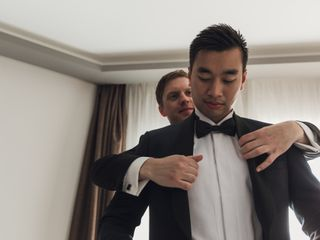 La boda de Linh y Phi 3