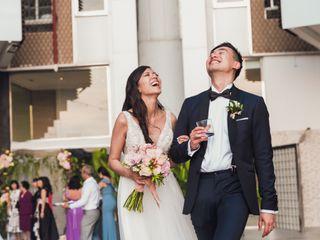 La boda de Linh y Phi