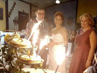 La boda de Florentina  y Alexandru 1