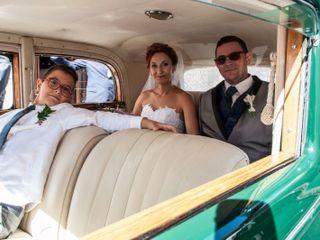La boda de Florentina  y Alexandru
