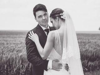 La boda de Estefania y Pepe