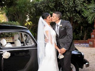 La boda de Paz y Carlos 2
