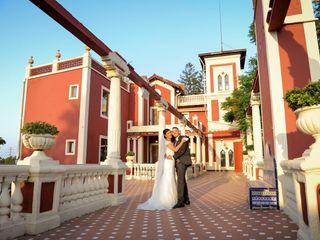 La boda de Paz y Carlos