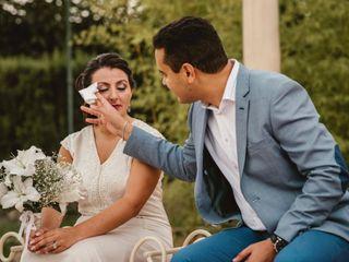 La boda de Zineb y Tarik