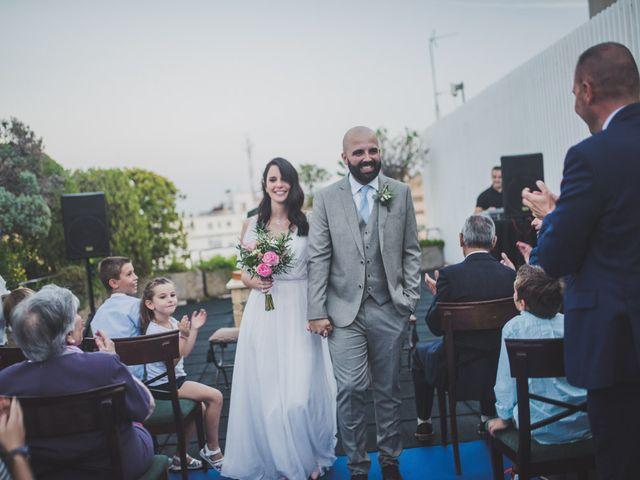 La boda de Miriam y Domingo
