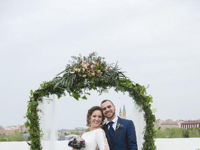 La boda de Jorge y Noelia en Zaragoza, Zaragoza 2