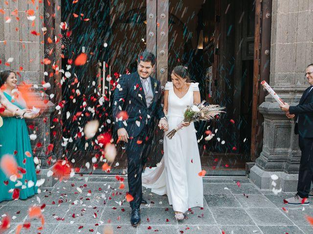 La boda de Leyre y Víctor