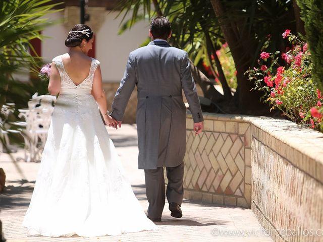 La boda de Esther y Rafael  en Guillena, Sevilla 12