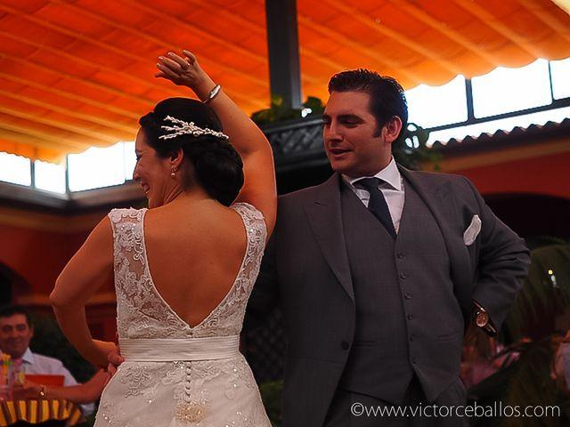 La boda de Esther y Rafael  en Guillena, Sevilla 32