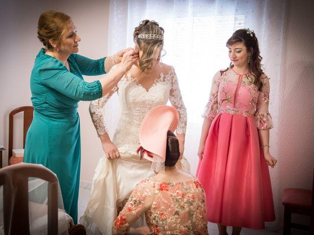 La boda de Ismael y Laura en Miguelturra, Ciudad Real 15