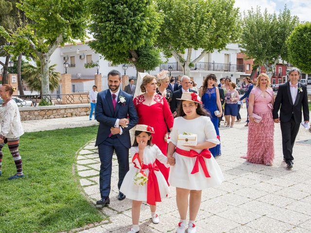 La boda de Ismael y Laura en Miguelturra, Ciudad Real 34
