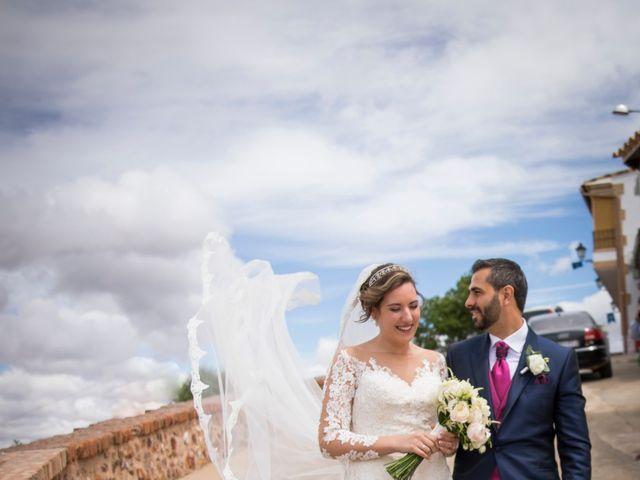La boda de Ismael y Laura en Miguelturra, Ciudad Real 1