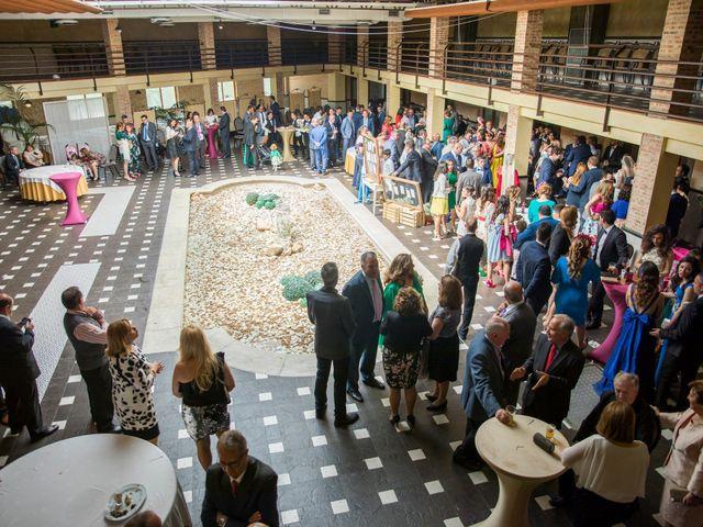 La boda de Ismael y Laura en Miguelturra, Ciudad Real 62
