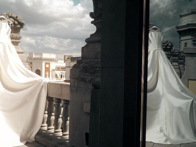 La boda de Santi y Cris en El Molar, Madrid 4