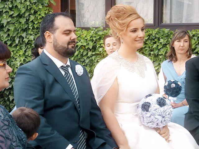 La boda de Santi y Cris en El Molar, Madrid 5