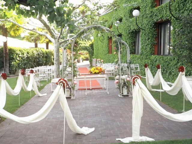La boda de Santi y Cris en El Molar, Madrid 7