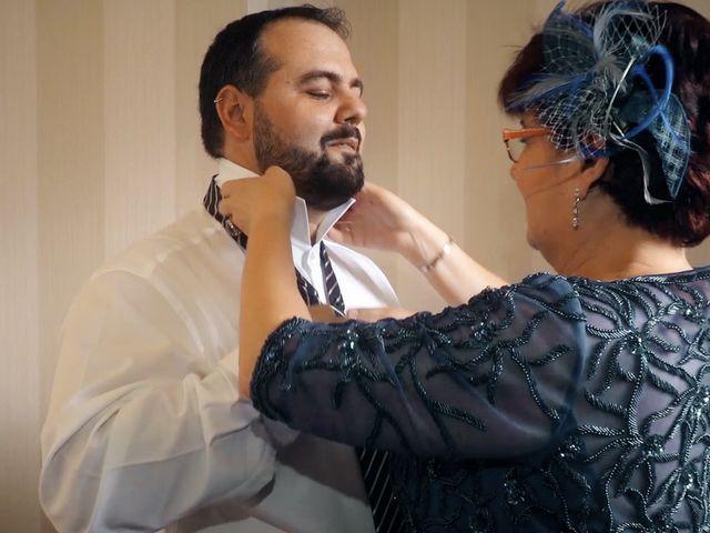 La boda de Santi y Cris en El Molar, Madrid 8