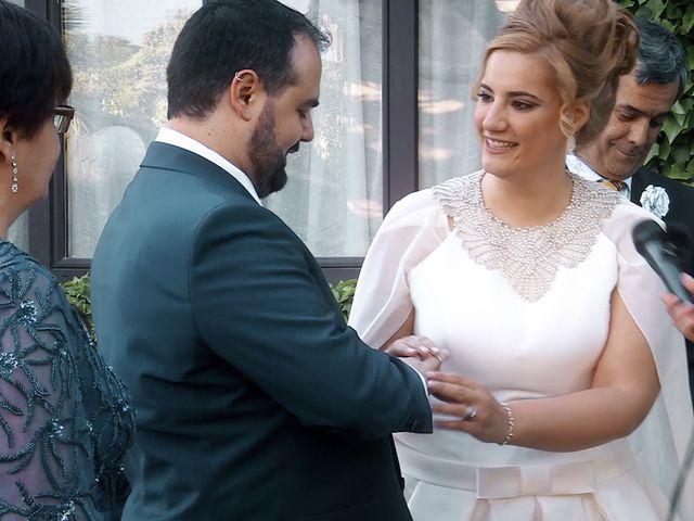La boda de Santi y Cris en El Molar, Madrid 12