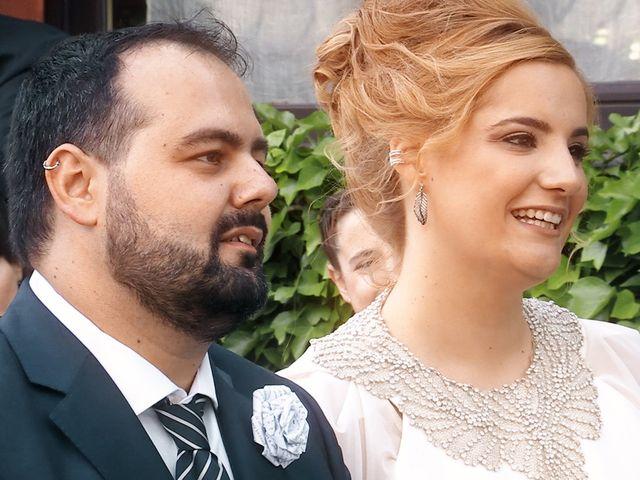 La boda de Santi y Cris en El Molar, Madrid 14