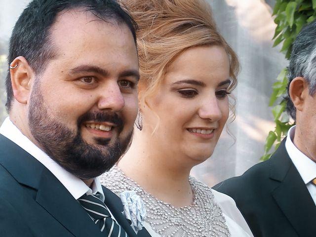 La boda de Santi y Cris en El Molar, Madrid 15