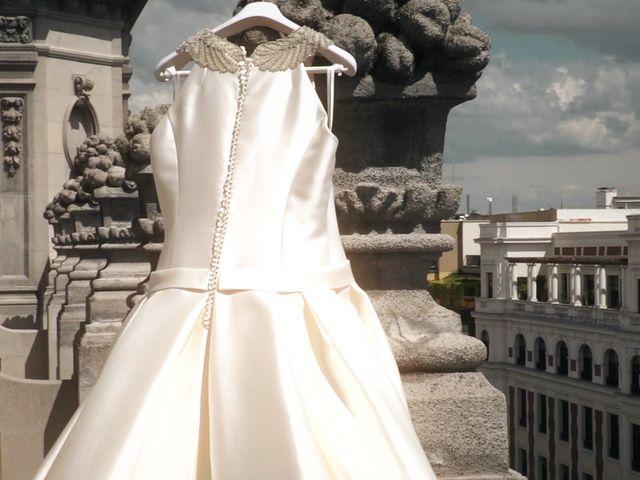 La boda de Santi y Cris en El Molar, Madrid 17