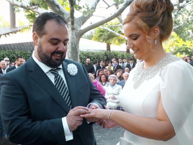 La boda de Santi y Cris en El Molar, Madrid 20