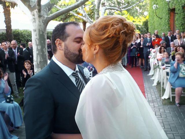 La boda de Santi y Cris en El Molar, Madrid 24