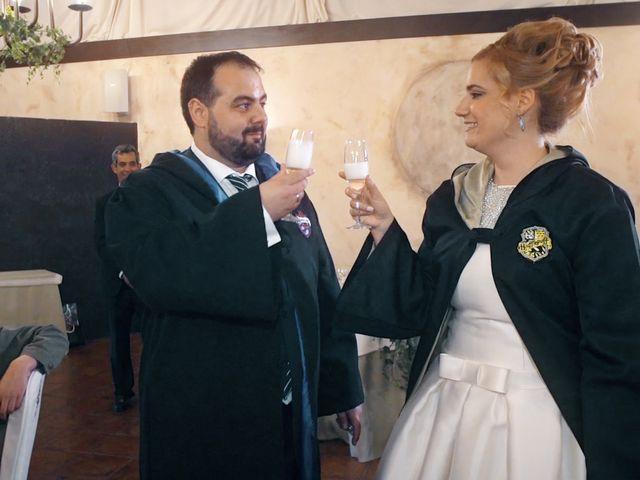 La boda de Santi y Cris en El Molar, Madrid 25