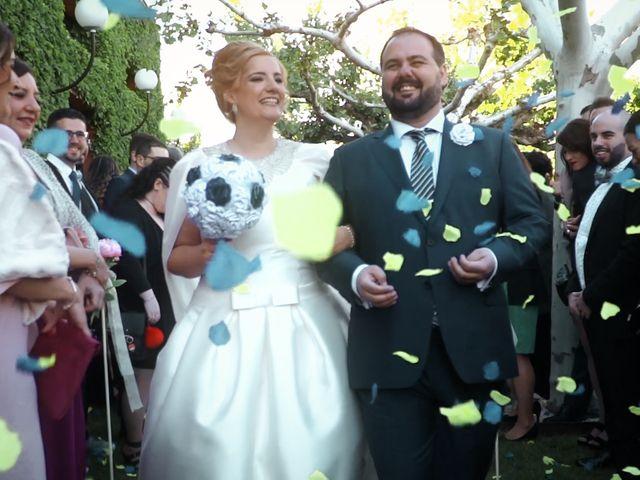 La boda de Santi y Cris en El Molar, Madrid 27