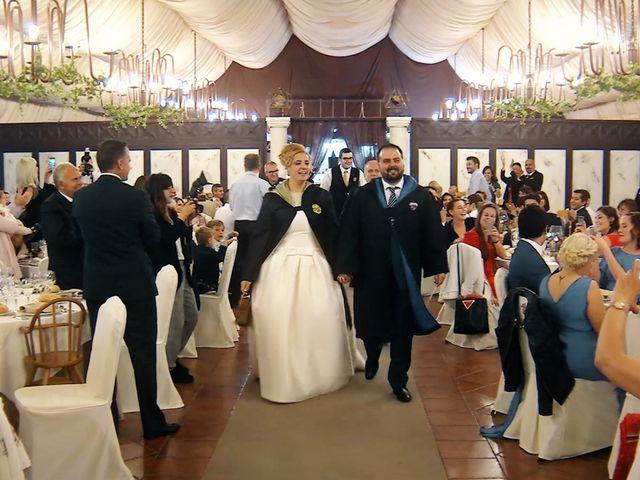 La boda de Santi y Cris en El Molar, Madrid 32