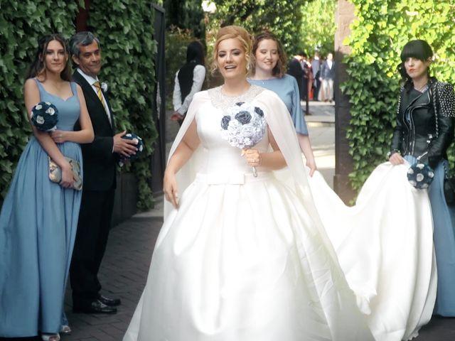La boda de Santi y Cris en El Molar, Madrid 33