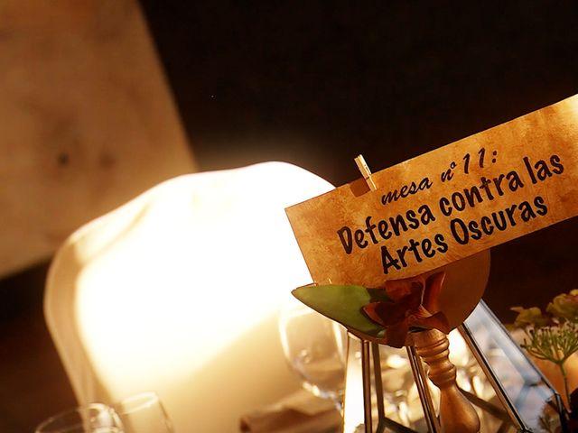 La boda de Santi y Cris en El Molar, Madrid 34