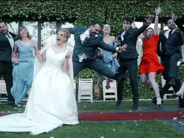 La boda de Cris y Santi