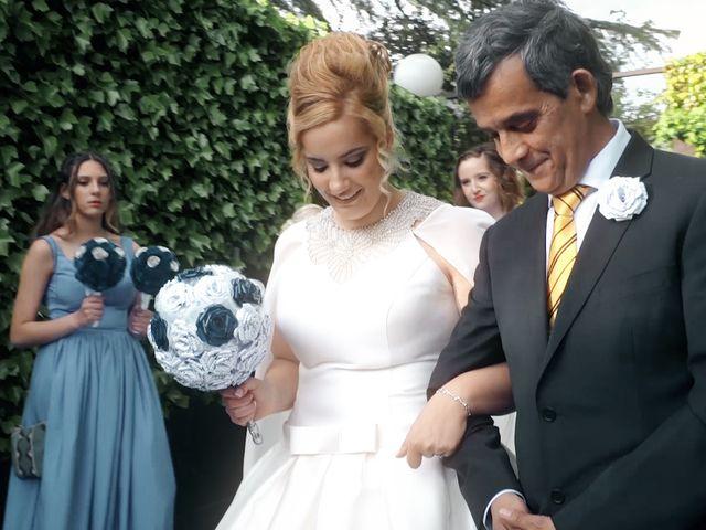 La boda de Santi y Cris en El Molar, Madrid 37