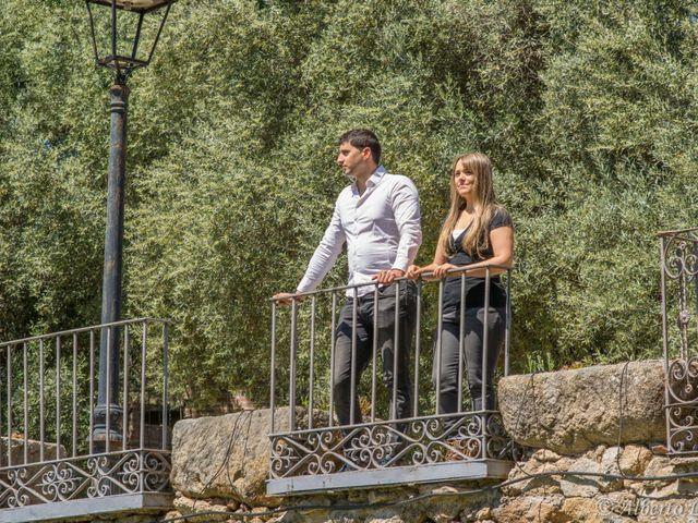 La boda de Santiago y Irene en Arenas De San Pedro, Ávila 4