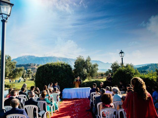 La boda de Jonathan y Laura en Antequera, Málaga 21