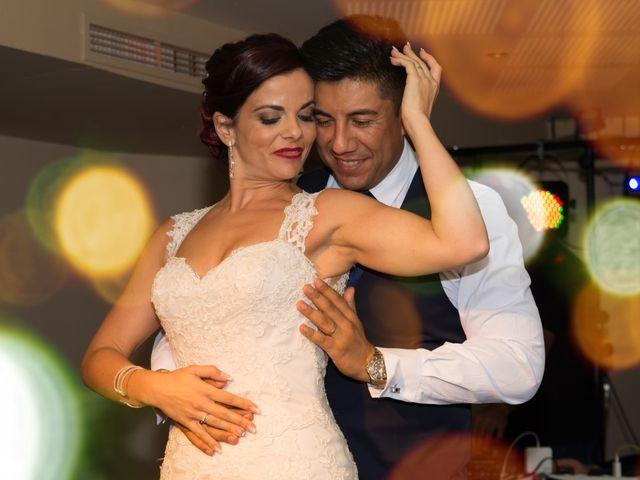 La boda de Jonathan y Laura en Antequera, Málaga 45