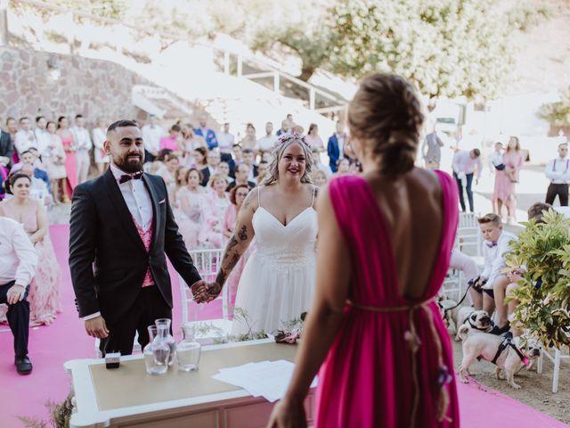 La boda de Adrián  y Noemí  en Málaga, Málaga 2
