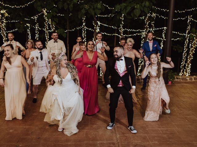 La boda de Adrián  y Noemí  en Málaga, Málaga 17