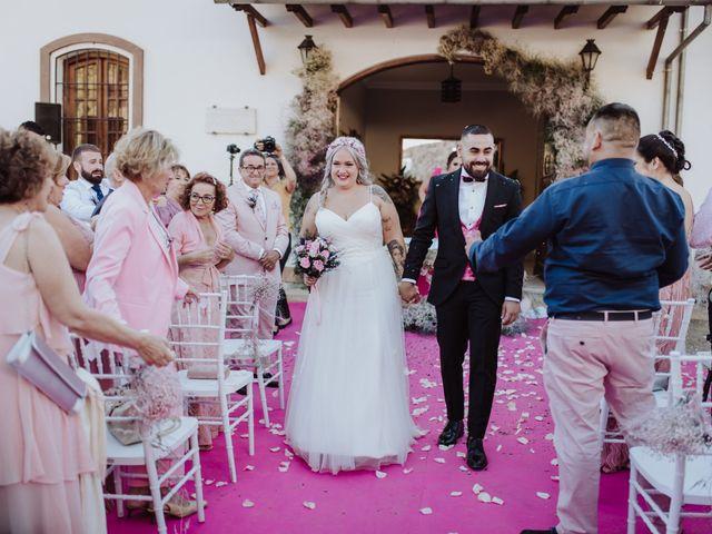 La boda de Adrián  y Noemí  en Málaga, Málaga 18