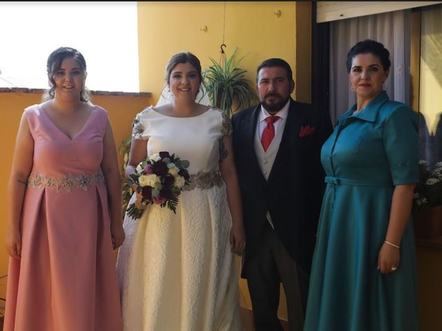 La boda de Manuel y Cristina en Los Yebenes, Toledo 9