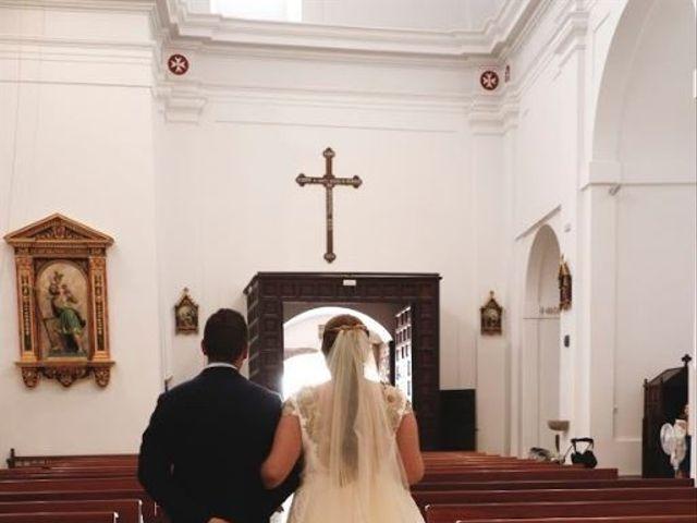 La boda de Manuel y Cristina en Los Yebenes, Toledo 21