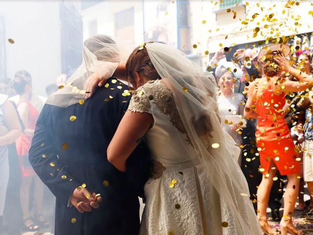 La boda de Manuel y Cristina en Los Yebenes, Toledo 27