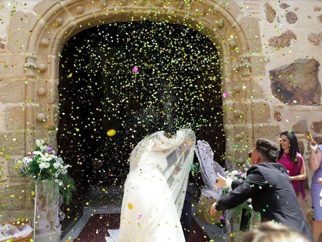 La boda de Manuel y Cristina en Los Yebenes, Toledo 28